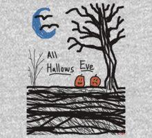 halloween jack o lantern all hallows eve Baby Tee