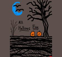 halloween jack o lantern all hallows eve Unisex T-Shirt