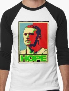 BRIAN SCALABRINE-HOPE Men's Baseball ¾ T-Shirt