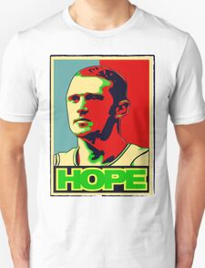 BRIAN SCALABRINE-HOPE Unisex T-Shirt