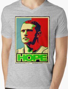 BRIAN SCALABRINE-HOPE Mens V-Neck T-Shirt
