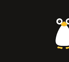 Cute Vector Penguin by ChunkyDesign