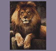 Heart of a lion Kids Tee