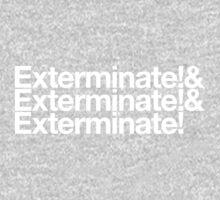 Exterminate! Kids Clothes