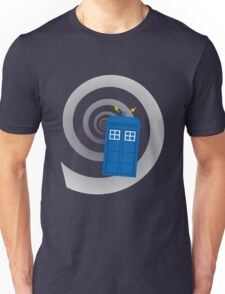 TARDIS on the Move Unisex T-Shirt