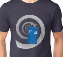 TARDIS on the Move Unisex T-Shirt