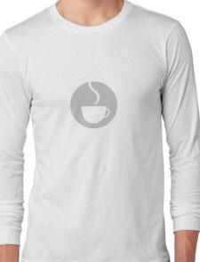 White Tea Shirt Long Sleeve T-Shirt
