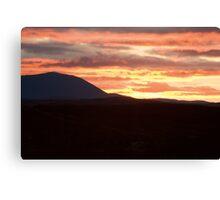 Cairngorm Sunrise Canvas Print