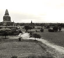 Breathtaking Bagan by kyh87