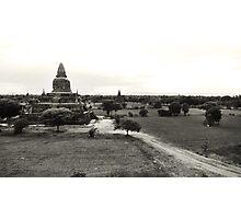 Breathtaking Bagan Photographic Print