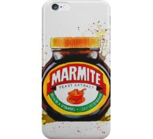 Marmite, Love it or Hate it! iPhone Case/Skin