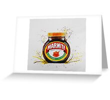 Marmite, Love it or Hate it! Greeting Card