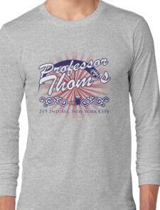 Professor Thom-Patriots Long Sleeve T-Shirt