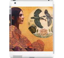 Memory of Flight iPad Case/Skin