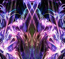 Electro Gluide Mirror by Marvin Hayes