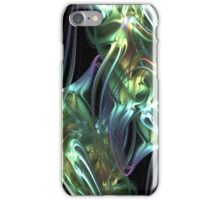 Fluid Electro iPhone Case/Skin