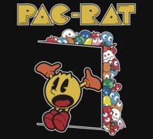 PAC-RAT!! by PureOfArt