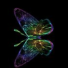 Galactic Butterfly by Marvin Hayes