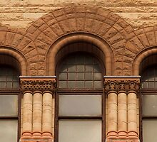 Windows Of Toronto's Old City Hall - 3 © by © Hany G. Jadaa © Prince John Photography