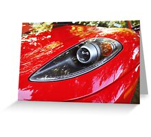 Luxery Light Greeting Card