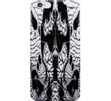 Ink Blot Possesion iPhone Case/Skin