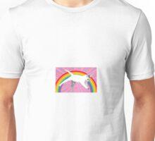 Cat rainbow Unisex T-Shirt