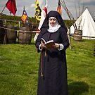 Nun by Paul Benjamin