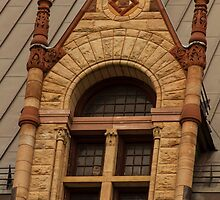 Windows Of Toronto's Old City Hall - 4 © by © Hany G. Jadaa © Prince John Photography