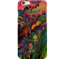 LSD Light System Drive iPhone Case/Skin