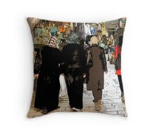 Different style  Throw Pillow