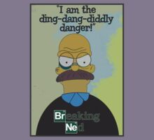 Breaking Bad I'm the Danger T-Shirt by ntsu style