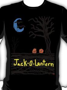 halloween jack o lantern T-Shirt
