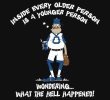 Baseball Dad by FamilyT-Shirts