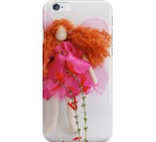 Lilabelle Red Fairy iPhone Case/Skin