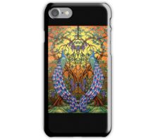 Peacock Mesmerized 2  iPhone Case/Skin