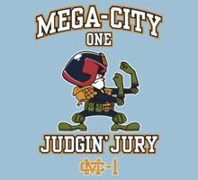 Mega-City One Judgin' Jury Kids Clothes