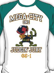Mega-City One Judgin' Jury T-Shirt