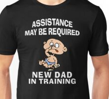 New Dad Unisex T-Shirt