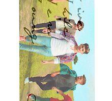 One Direction LWWY iPhone/iPod case by RachelPerk0201