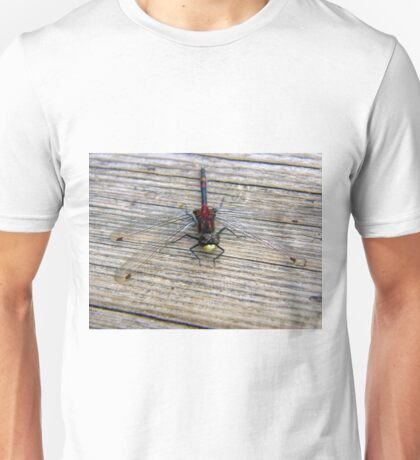 Red Dragonfly T-Shirt