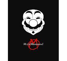 M for Mammamia! Photographic Print