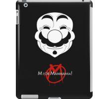 M for Mammamia! iPad Case/Skin