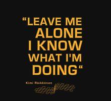 Kimi Raikkonen  - Radio Tribute 1 Women's Fitted Scoop T-Shirt