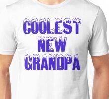 "Grandpa ""Coolest New Grandpa"" Unisex T-Shirt"