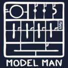 Model (stick) Man by Gumley