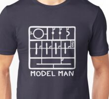 Model (stick) Man Unisex T-Shirt