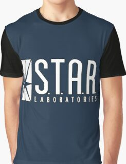 STAR Laboratories Graphic T-Shirt