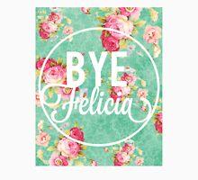 Bye Felicia Vintage Floral Unisex T-Shirt