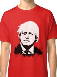 Boris Johnson / Che Guevara Classic T-Shirt