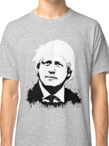 Boris Johnson / Che Guevara Classic T-Shirt